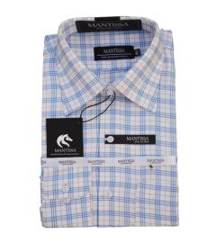 Mantissa Clothing - Fit Dress Shirt Corporate Style